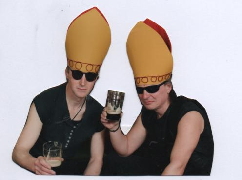 Vice-Bishops Fred and Dave